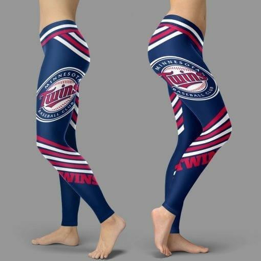 MLB Minnesota Twins Leggings V2