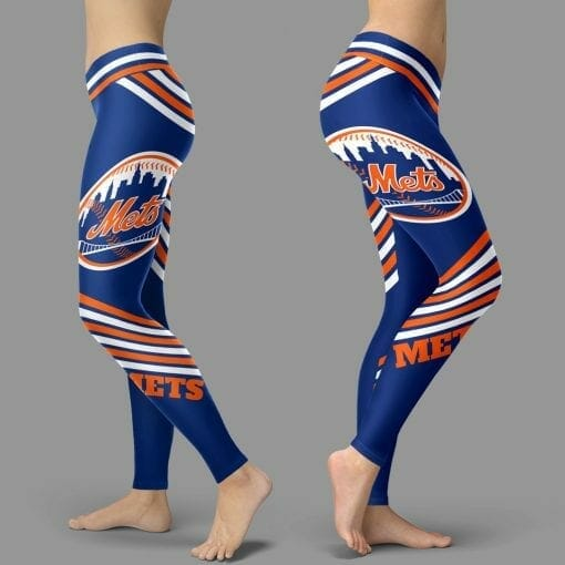 MLB New York Mets Leggings V2