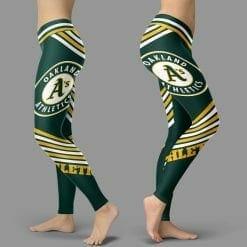 MLB Oakland Athletics Leggings V2