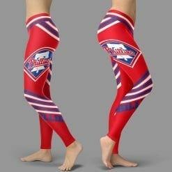 MLB Philadelphia Phillies Leggings V2