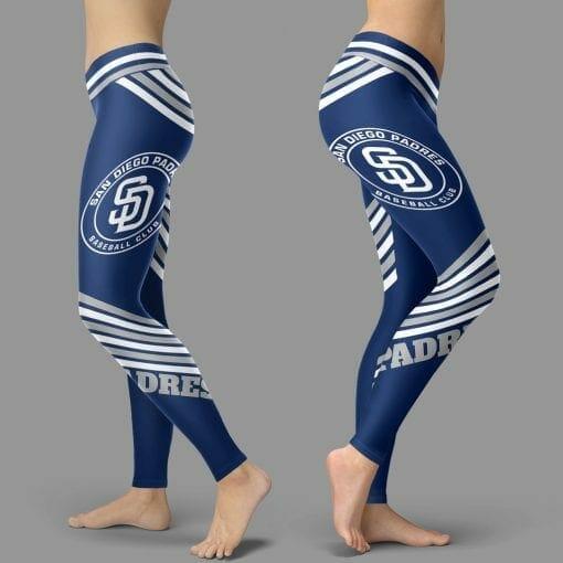 MLB San Diego Padres Leggings V2
