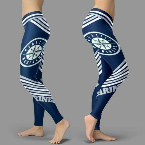MLB Seattle Mariners Leggings V2