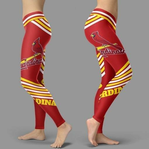 MLB St. Louis Cardinals Leggings V2