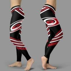NHL Carolina Hurricanes Leggings V2