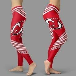 NHL New Jersey Devils Leggings V2