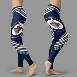 NHL Winnipeg Jets Leggings V2