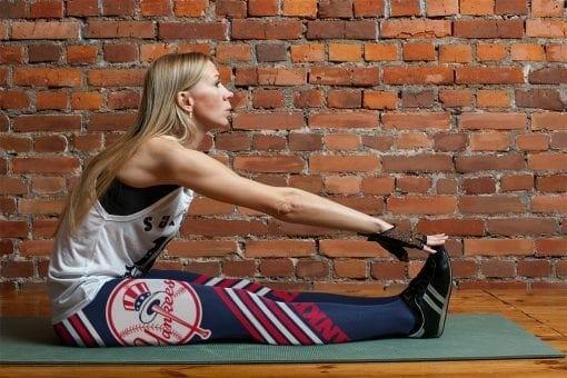 MLB New York Yankees Leggings V2