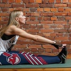 MLB Cleveland Indians Leggings V2