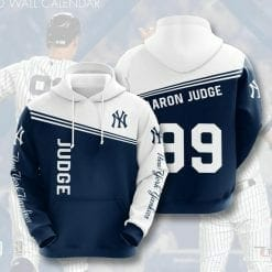 MLB New York Yankees 3D Hoodie V27