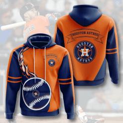 MLB Houston Astros 3D Hoodie V3