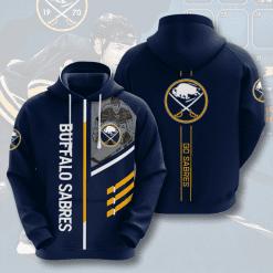 NHL Buffalo Sabres 3D Hoodie V3