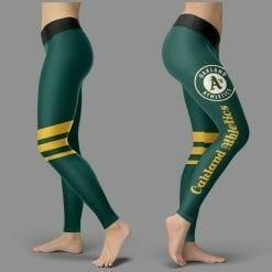 MLB Oakland Athletics Leggings V3