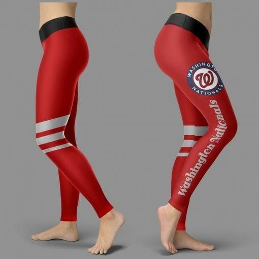 MLB Washington Nationals Leggings V3