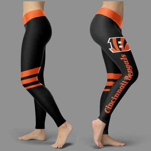 NFLCBengals Leggings V3