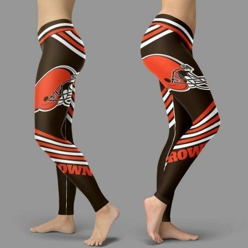 NFL Cleveland Browns Leggings V2