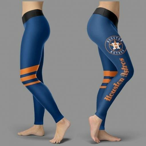 MLB Houston Astros Leggings V3