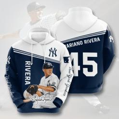 MLB New York Yankees 3D Hoodie V32
