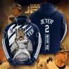 MLB New York Yankees 3D Hoodie V39