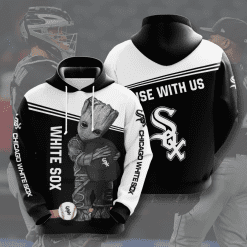 MLB Chicago White Sox 3D Hoodie V4