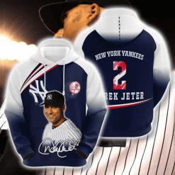 MLB New York Yankees 3D Hoodie V41
