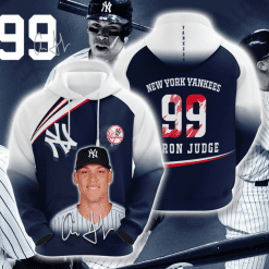 MLB New York Yankees 3D Hoodie V43