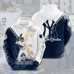 MLB New York Yankees 3D Hoodie V44