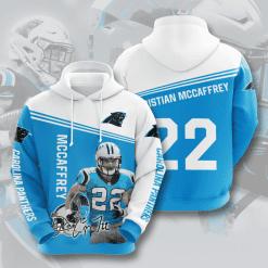 NFL Carolina Panthers 3D Hoodie V5