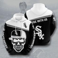 MLB Chicago White Sox 3D Hoodie V5