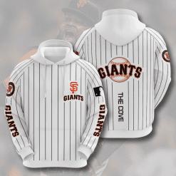 MLB San Francisco Giants 3D Hoodie V5