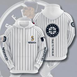 MLB Seattle Mariners 3D Hoodie V5