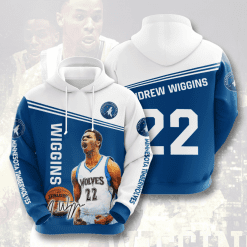 NBA Minnesota Timberwolves 3D Hoodie V5