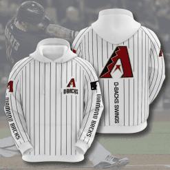 MLB Arizona Diamondbacks 3D Hoodie V6