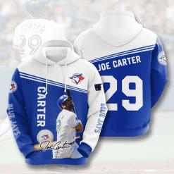 MLB Toronto Blue Jays 3D Hoodie V6