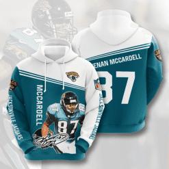 NFL Jacksonville Jaguars 3D Hoodie V7