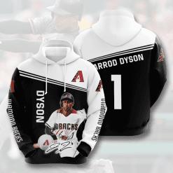 MLB Arizona Diamondbacks 3D Hoodie V7
