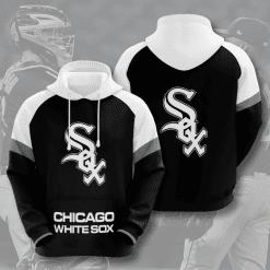 MLB Chicago White Sox 3D Hoodie V7