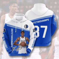 NBA Dallas Mavericks 3D Hoodie V7