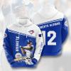 MLB Toronto Blue Jays 3D Hoodie V7