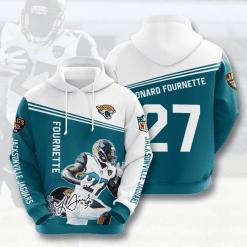 NFL Jacksonville Jaguars 3D Hoodie V9