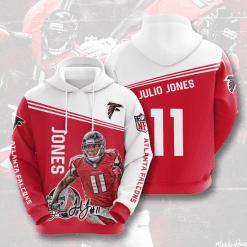 NFL Atlanta Falcons 3D Hoodie V9