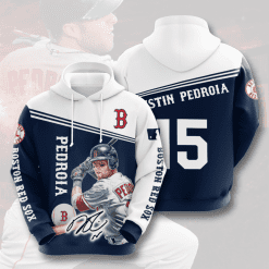 MLB Boston Red Sox 3D Hoodie V9