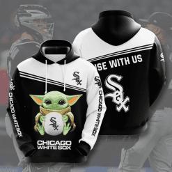 MLB Chicago White Sox 3D Hoodie V9