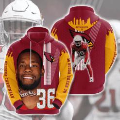 NFL Arizona Cardinals 3D Hoodie V18