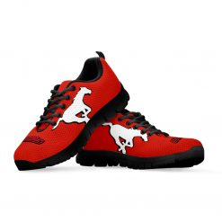 CFL Calgary Stampeders Running Shoes
