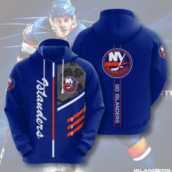 NHL New York Islanders 3D Hoodie V1