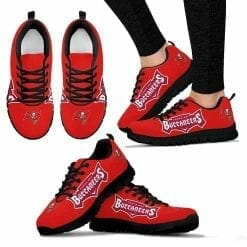 NFL Tampa Bay Buccaneers Running Shoes V1