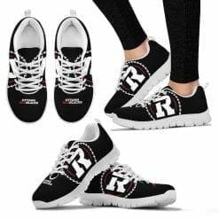 CFL Ottawa Redblacks Running Shoes