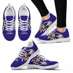 NFL Baltimore Ravens Running Shoes V1