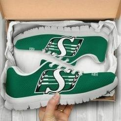 CFL Saskatchewan Roughriders Running Shoes