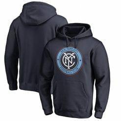 MLS New York City FC 3D Hoodie V1